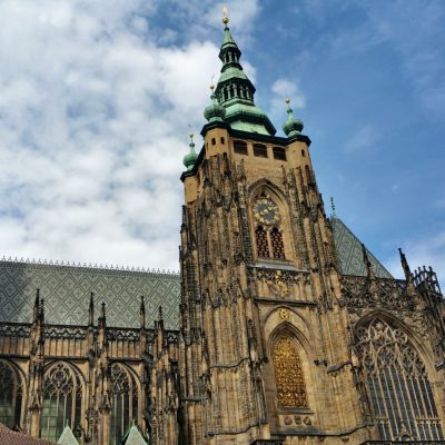La Catedral de San Vito, majestuosidad europea