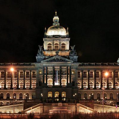 Museo Nacional de Praga: Národní Muzeum