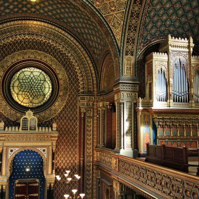 Sinagoga Española