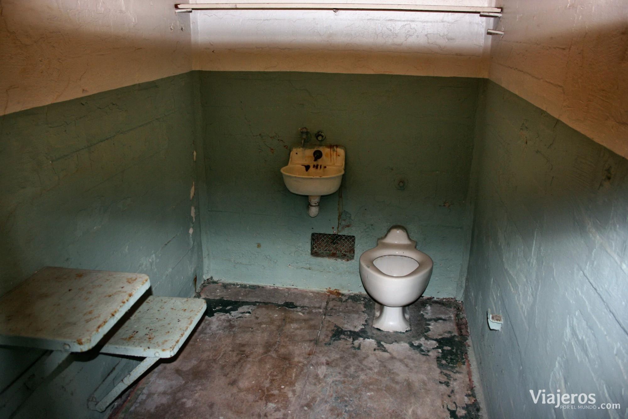 Prisión más segura de San Francisco