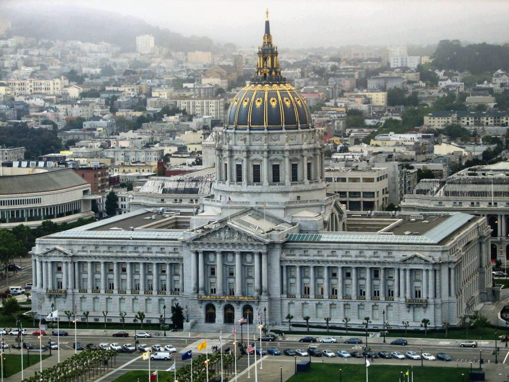 qué ver en san francisco City Hall
