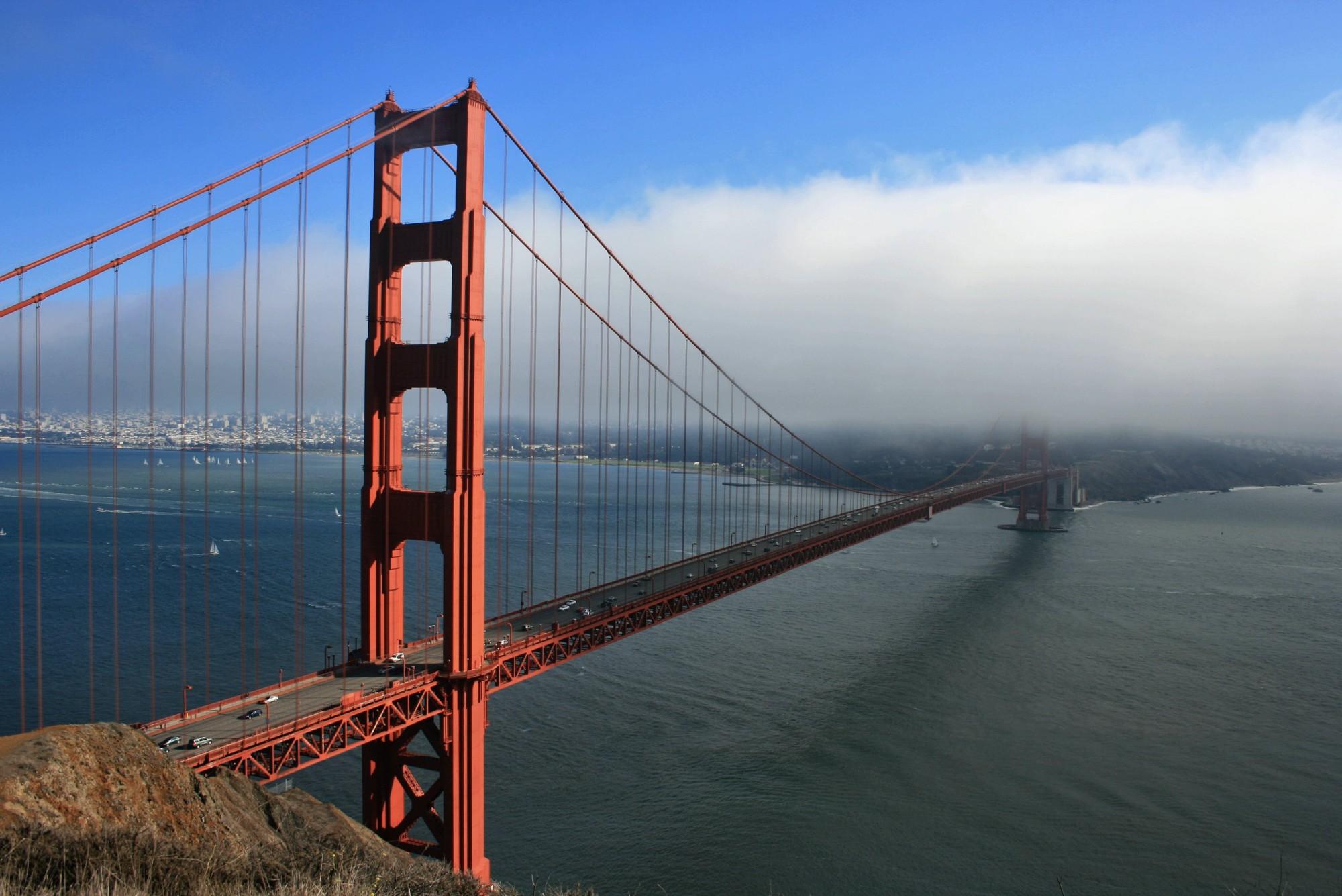 Puente Golden Gate Estados Unidos