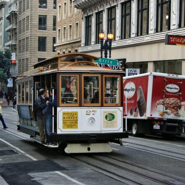 San Francisco, vacaciones de película