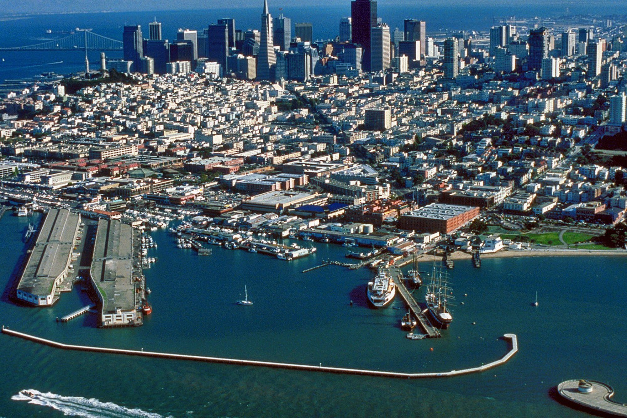 que ver en San Francisco Fisherman's Wharf