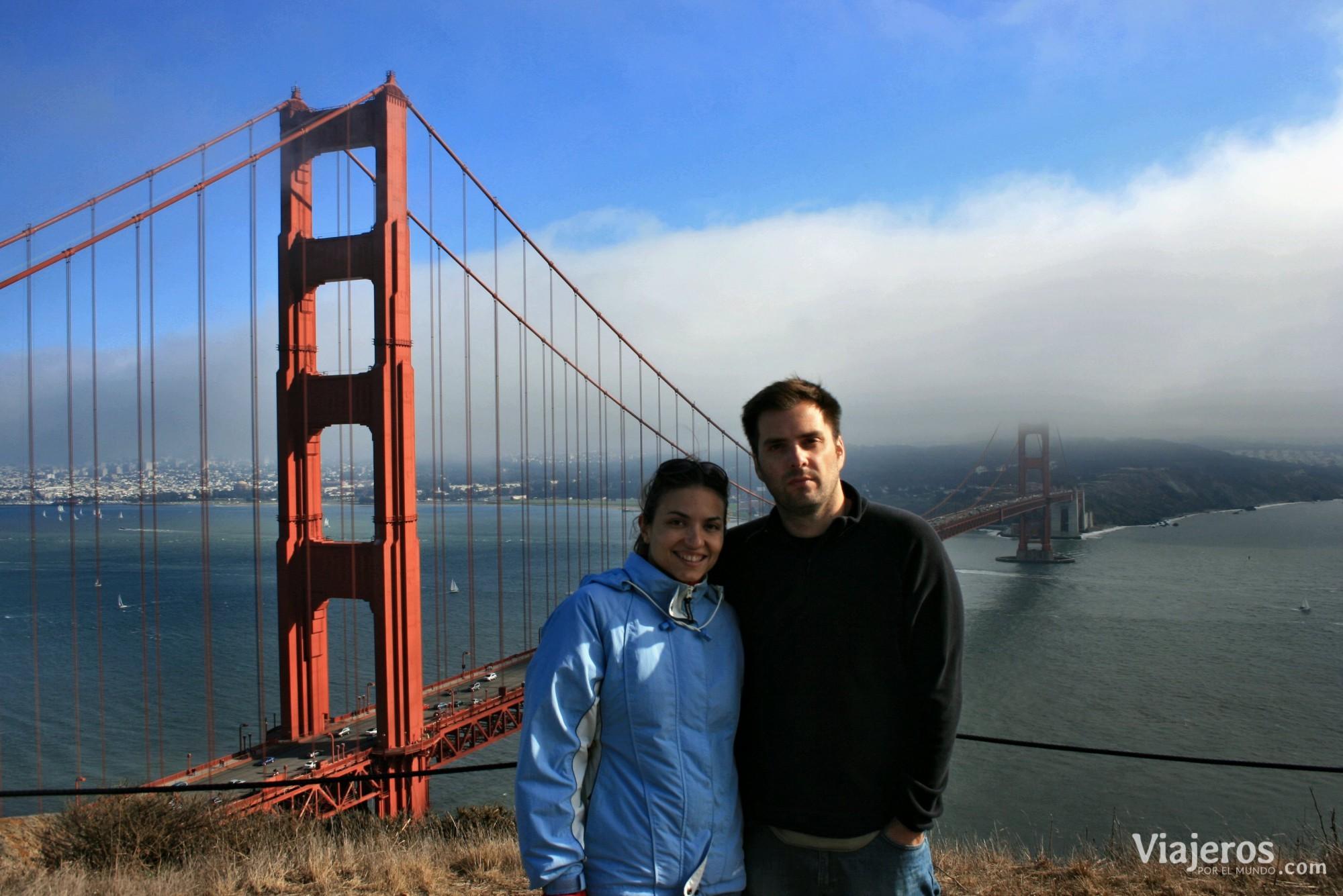 qué ver San Francisco Puente Golden Gate