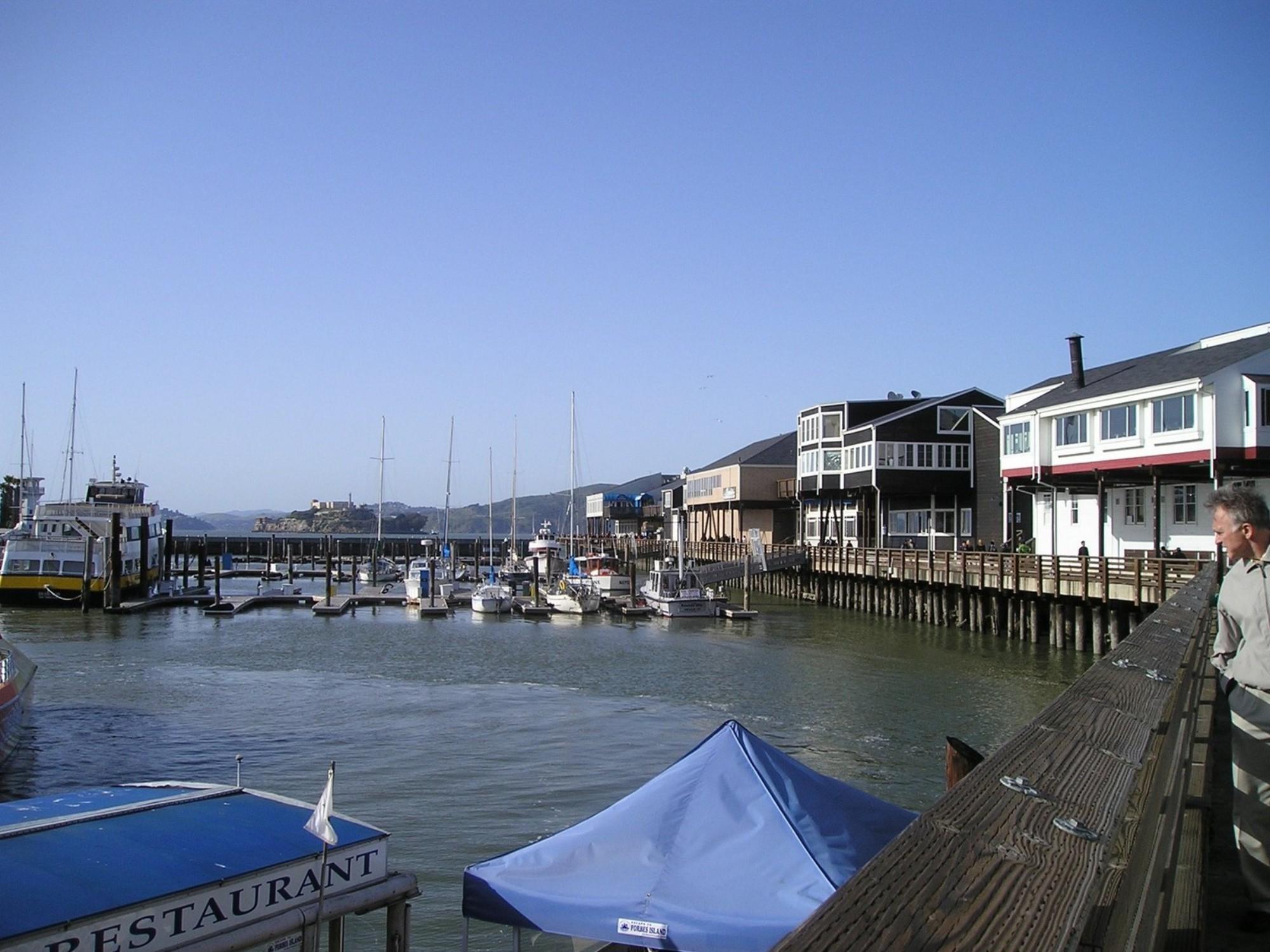que ver San Francisco Pier 39