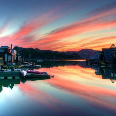 Sausalito, comodidad y tranquilidad