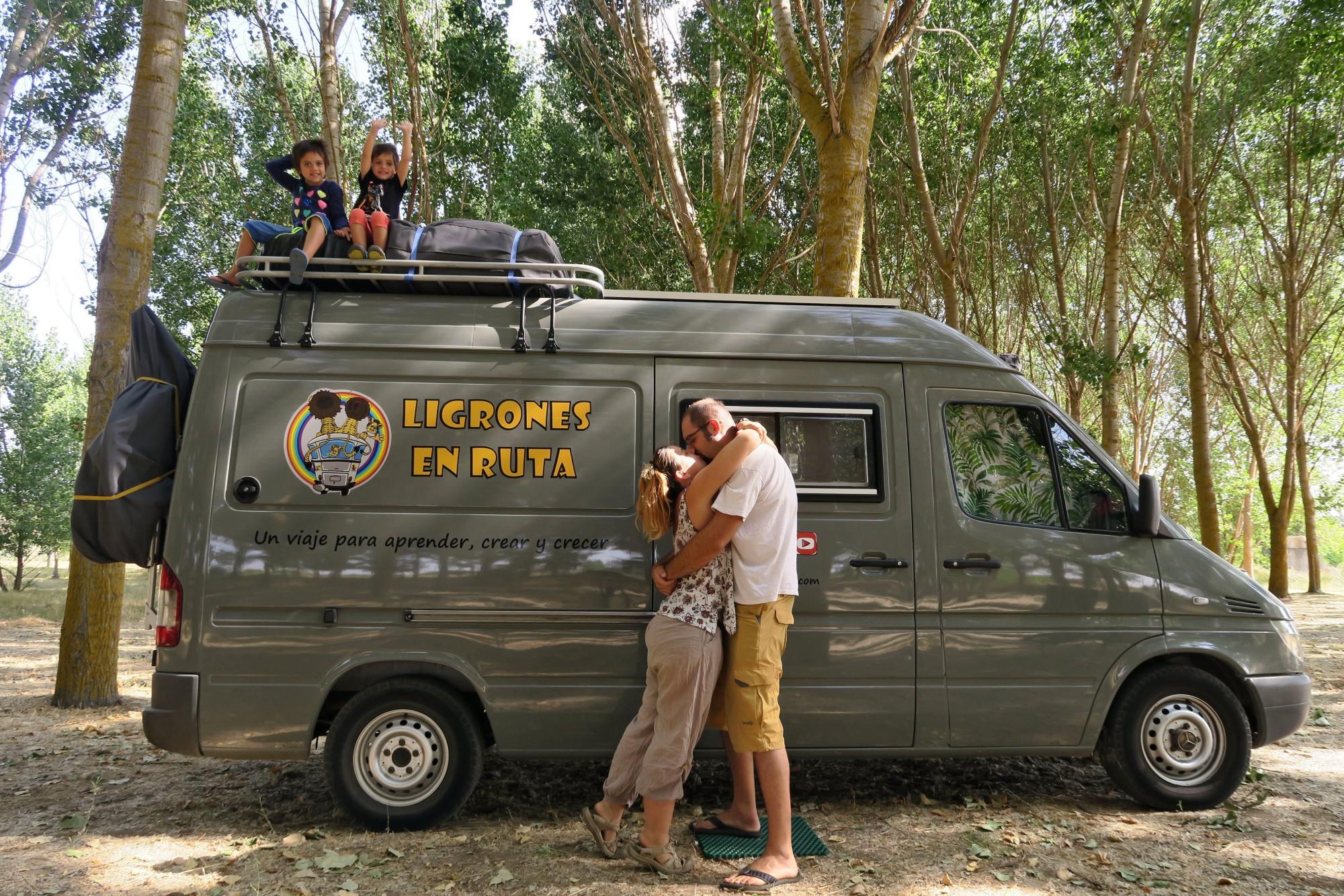 ENTREVISTA: Ligrones en Ruta - Viajeros por el Mundo