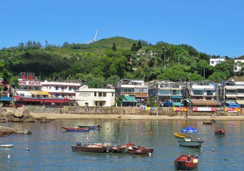 Isla Lamma, una hippie en Hong Kong