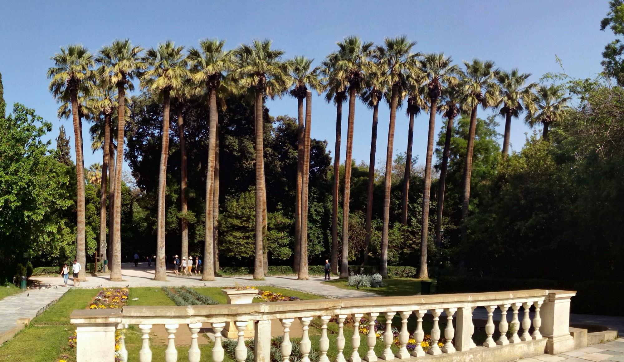 Qué ver en Atenas Jardines Nacionales