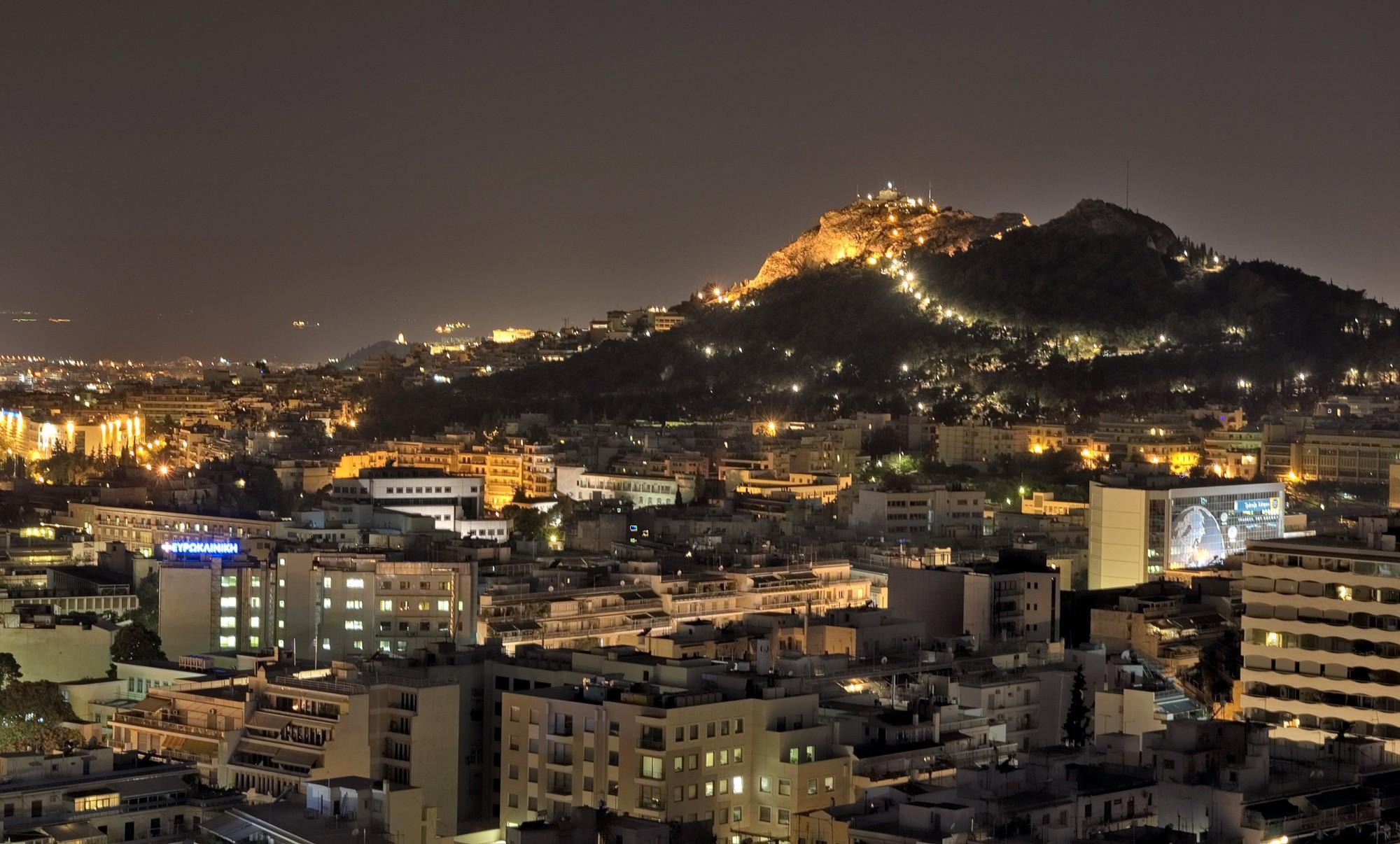 qué ver en Atenas Monte Licabeto