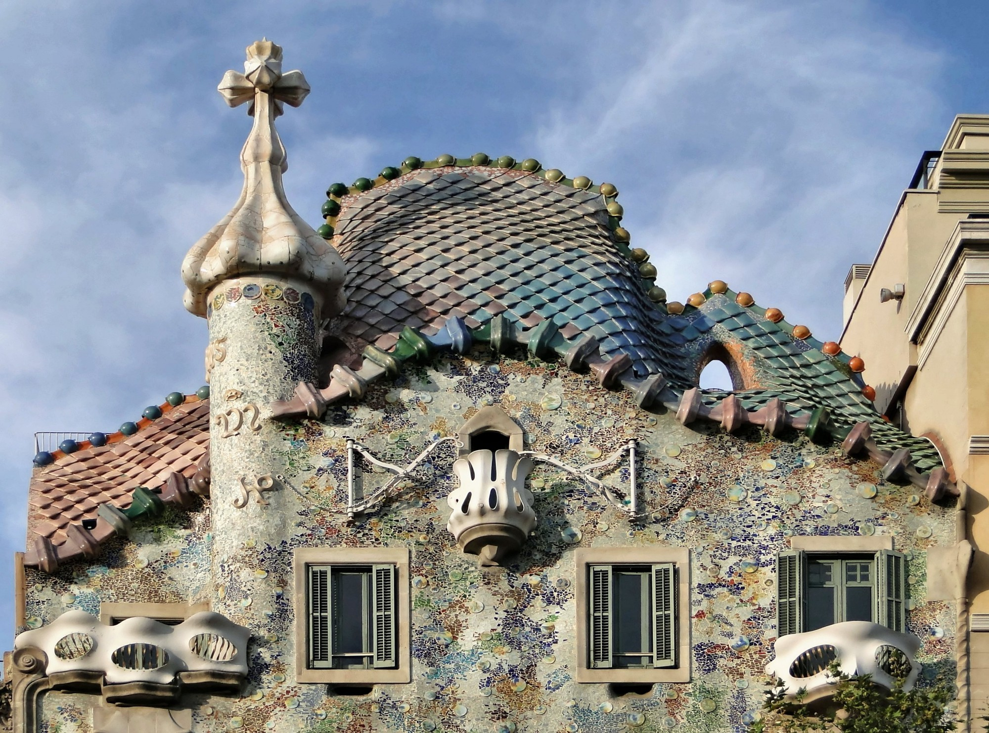 qué ver en Barcelona Casa Batlló