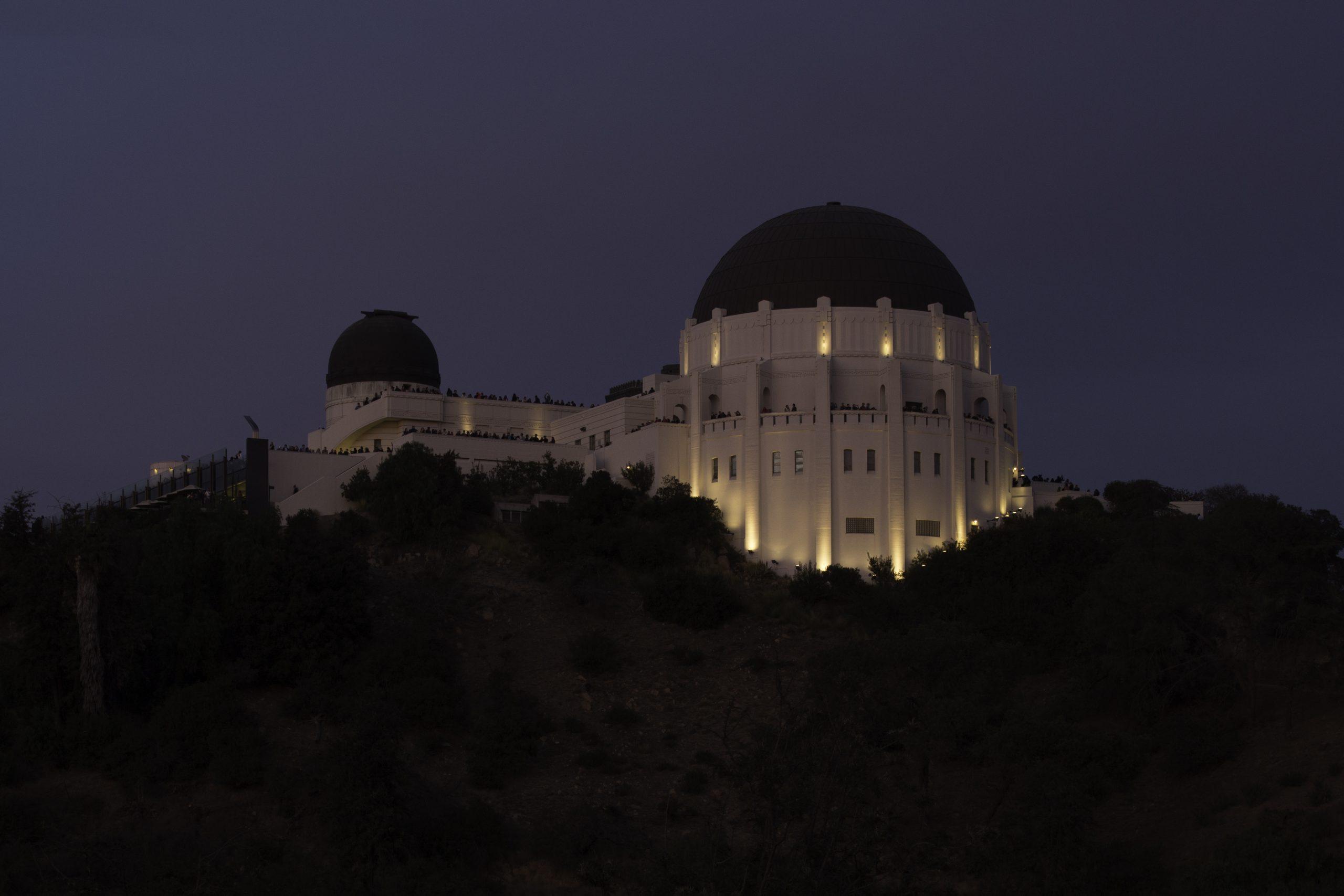 qué ver en Los Ángeles Observatorio Griffith