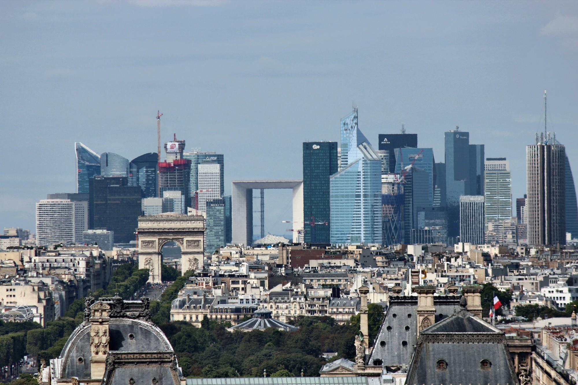 qué ver en París La Defensa