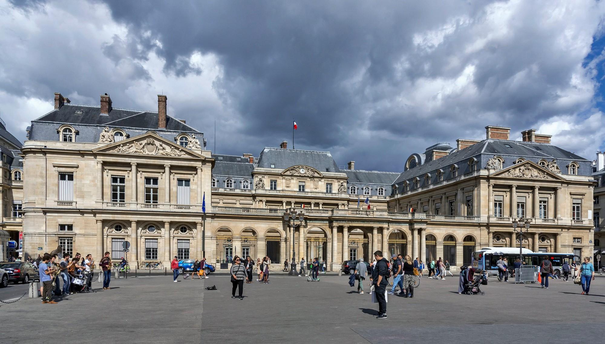 qué ver en París Palacio Real
