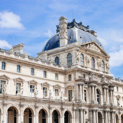 Palacio Real de París o Palais Royal