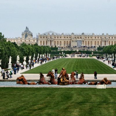 Palacio de Versalles, un grande con historia