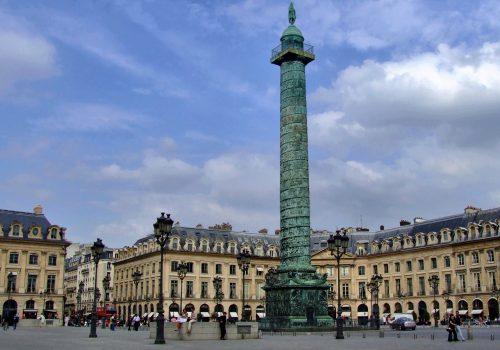 Plaza Vendome, lujo en París