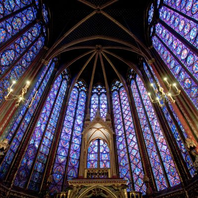 Saint-Chapelle, capilla real
