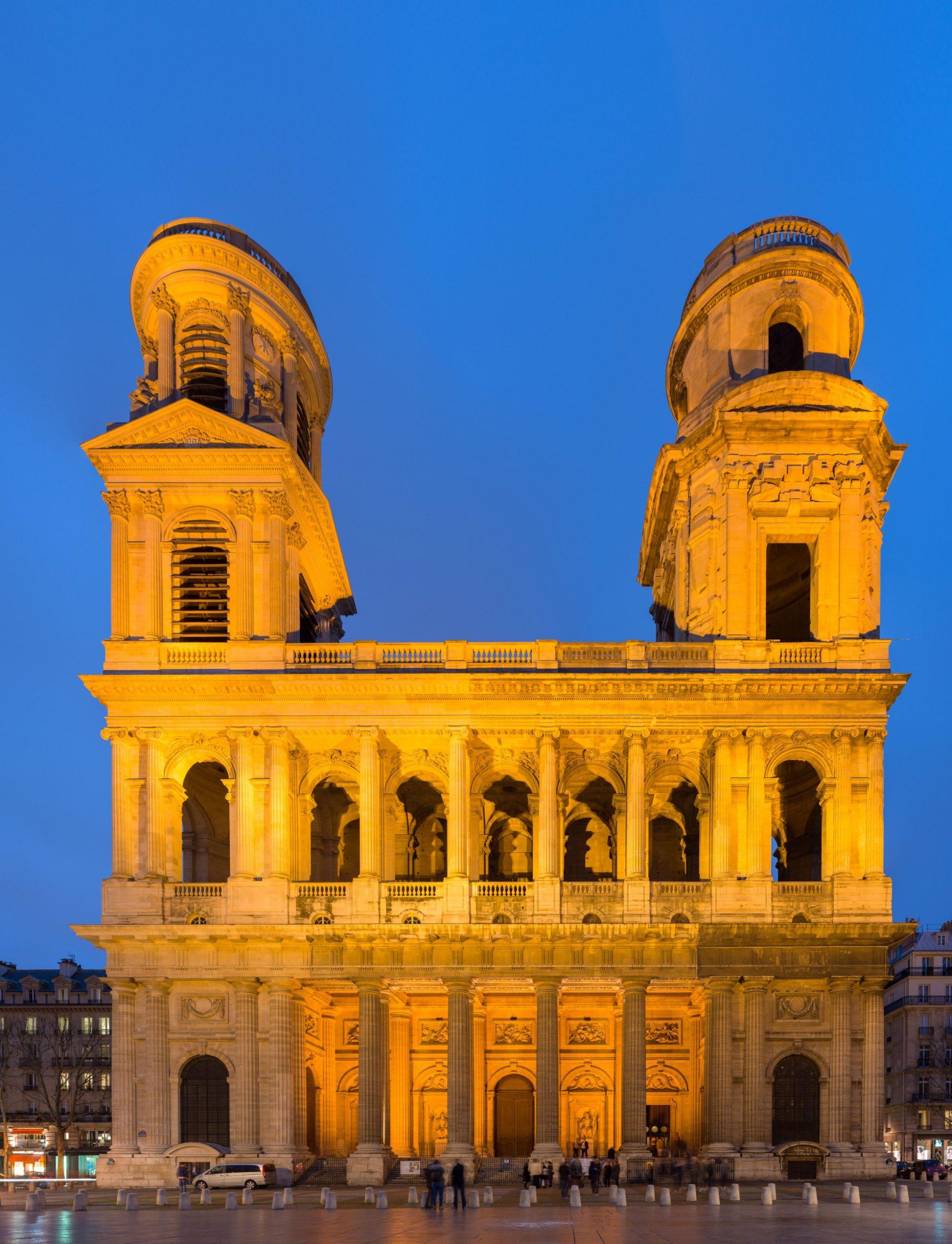 qué ver en París Saint Sulpice