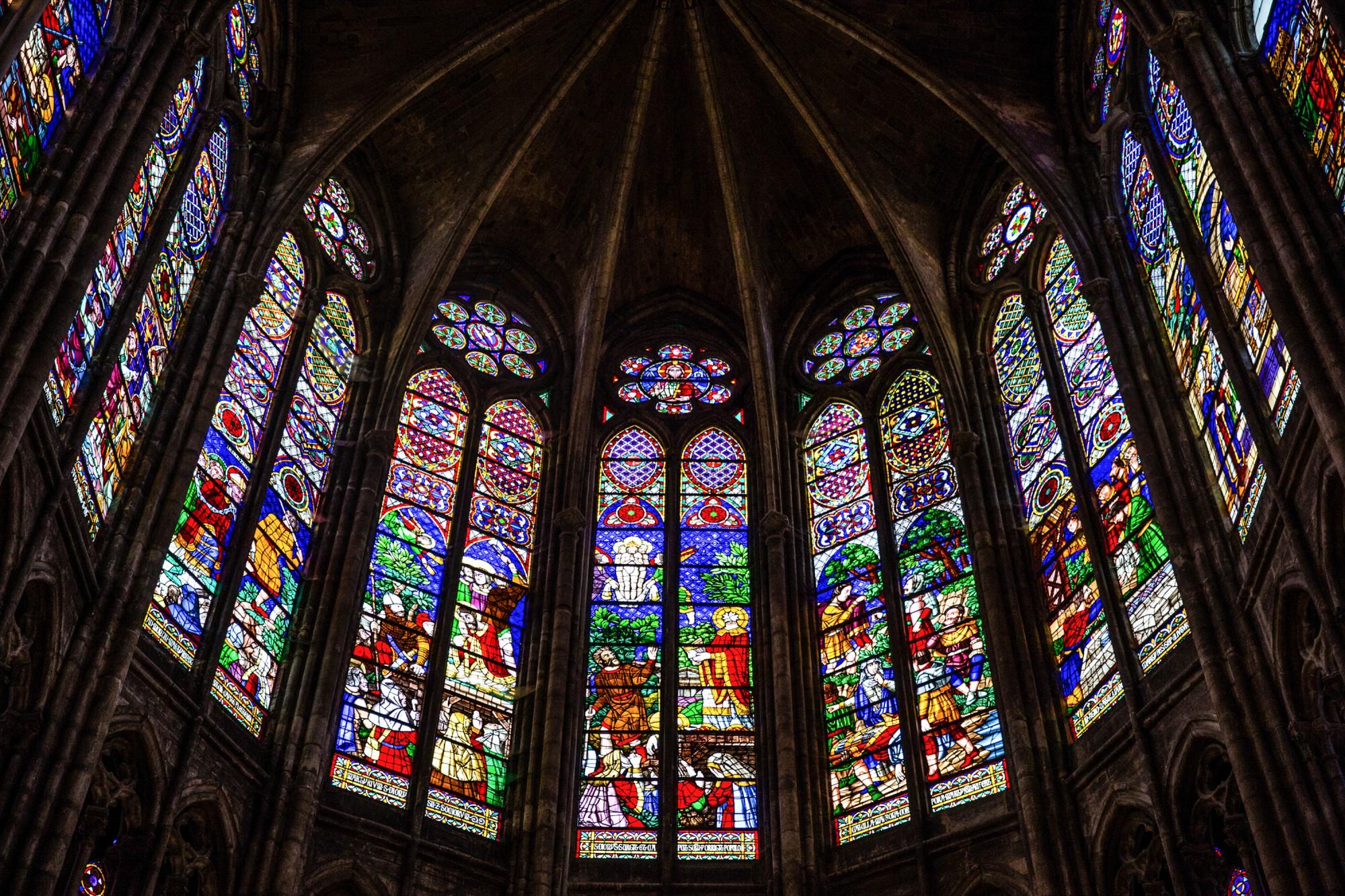 qué ver en París torre Basílica de Saint Denis