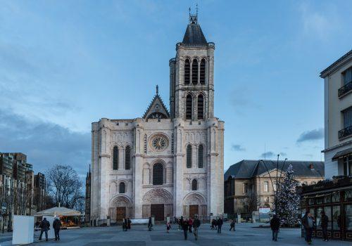 Torre Basílica de Saint Denis