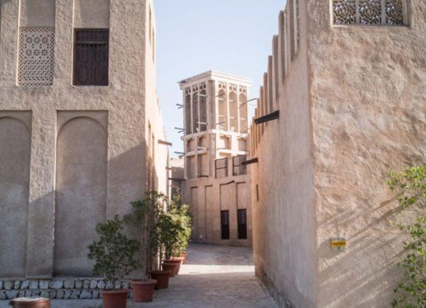 Barrio histórico Al Fahidi