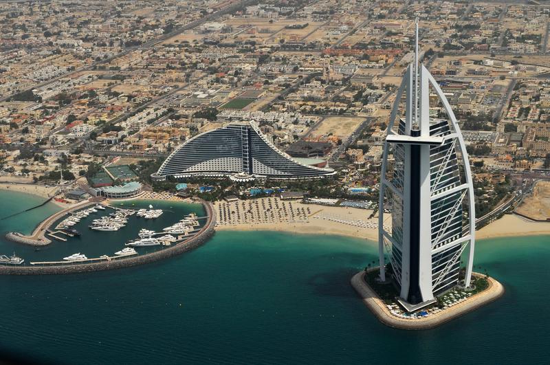 qué ver en Dubai Burj Al Alab