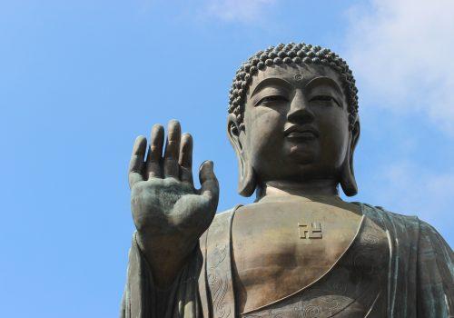 Buda Tian Tian, un gigante en Hong Kong