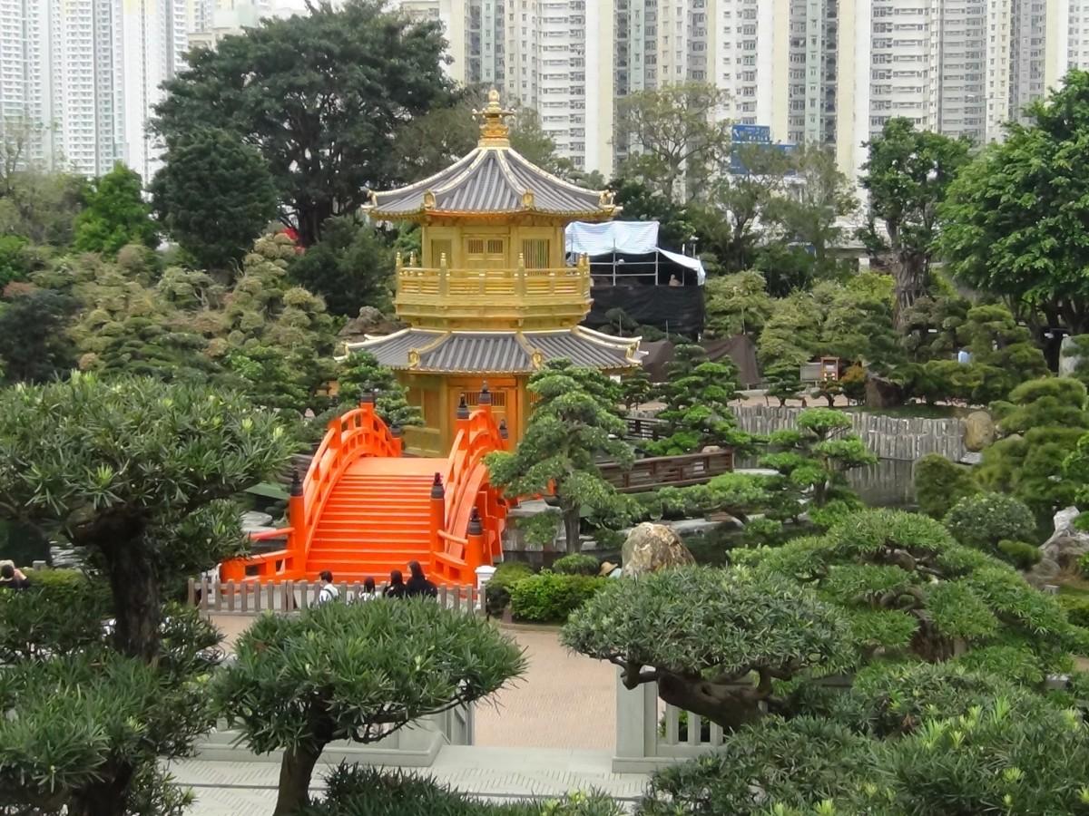 Nan Lian Garden, armonía y perfección - Viajeros por el Mundo