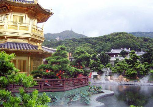 Nan Lian Garden, armonía y perfección