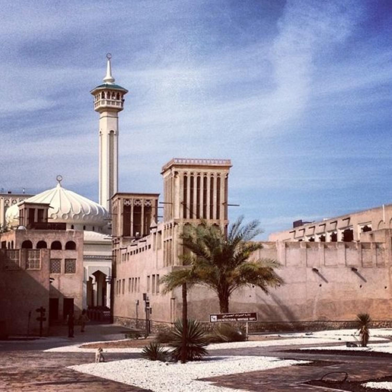 que ver en Dubái Barrio Histórico Al Fahidi
