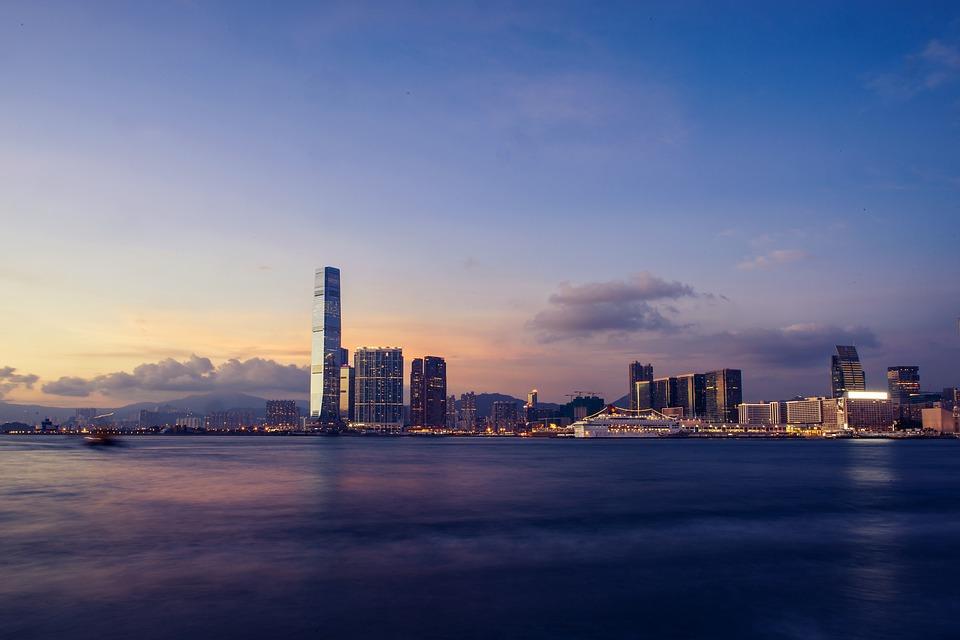 qué ver en Hong Kong Puerto Victoria