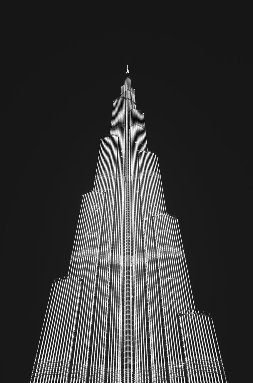 qué ver en Dubai Burj Khalifa