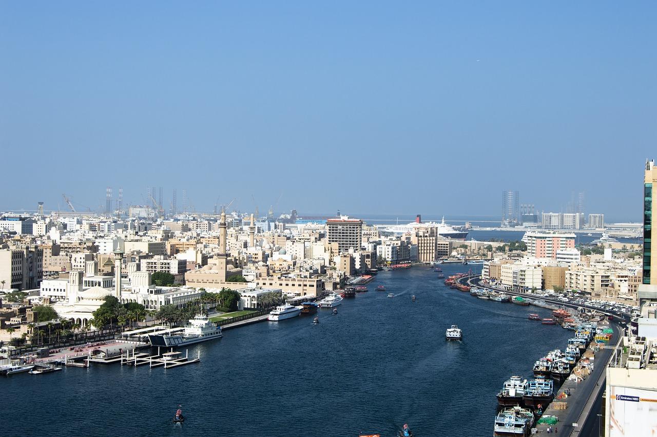 qué ver en Dubái Dubair Creek