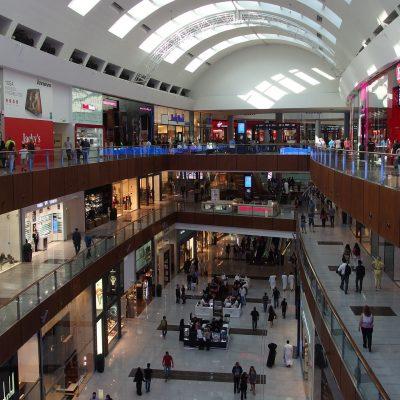 The Dubái Mall: comercio y diversión