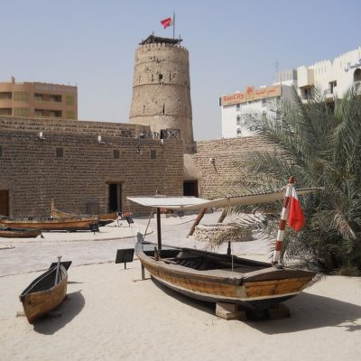 Dubái Museum, una historia de lujo