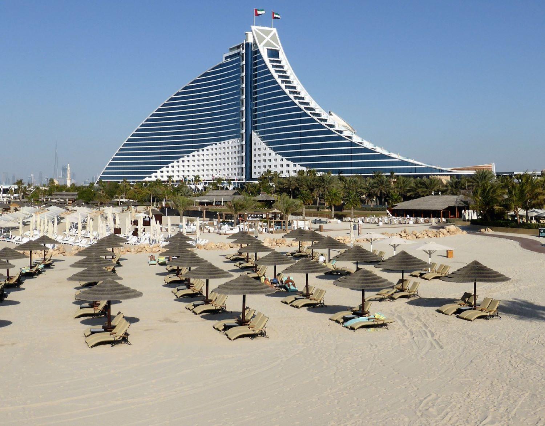 qué ver en Dubái Jumeirah Beach