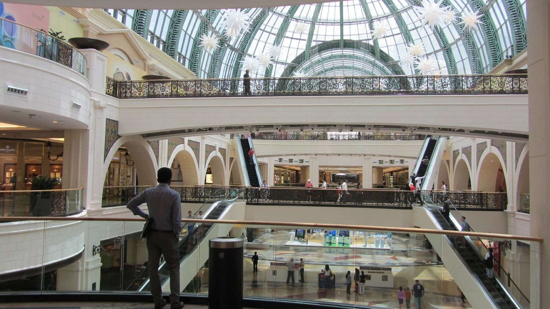 qué ver en Dubái Mall of the Emirates