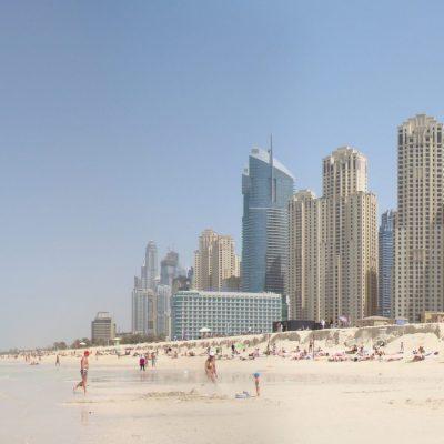 Marina Beach, una playa de aguas cálidas
