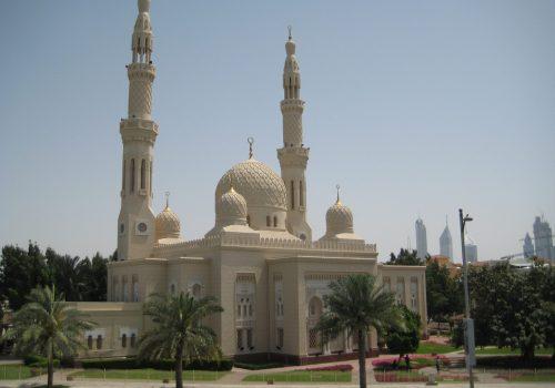 Mezquita Jumeirah: la puerta a todos los credos