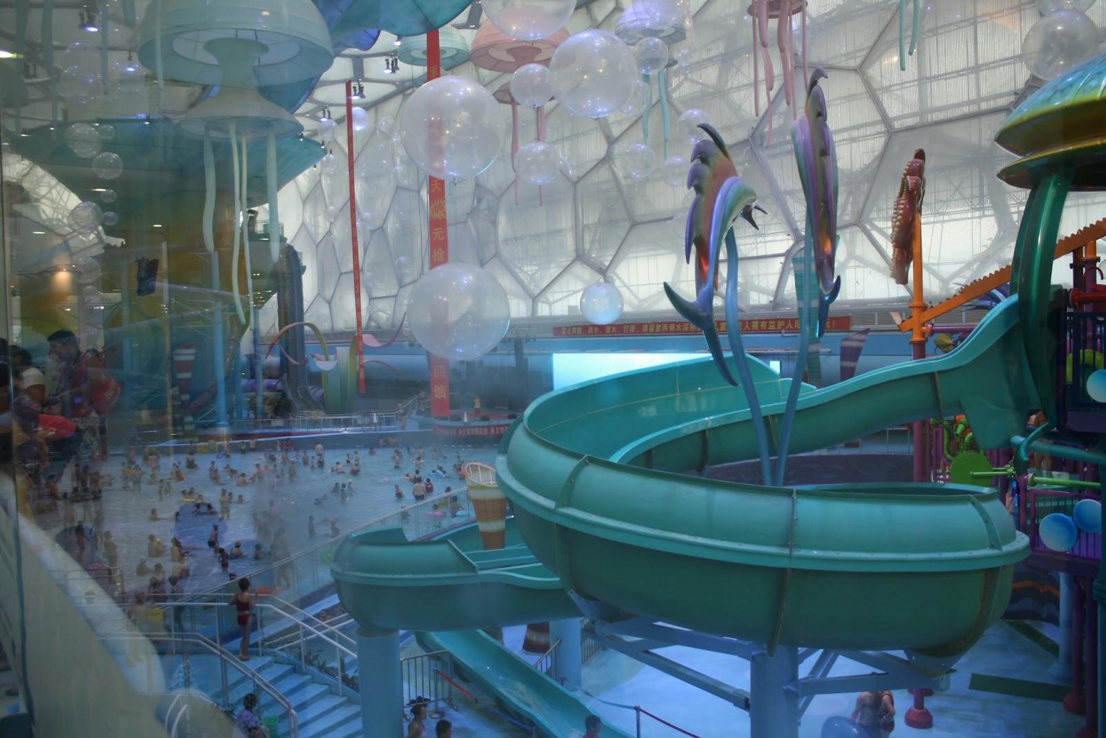 qué ver en Dubái Parque Acuático Aquaventure