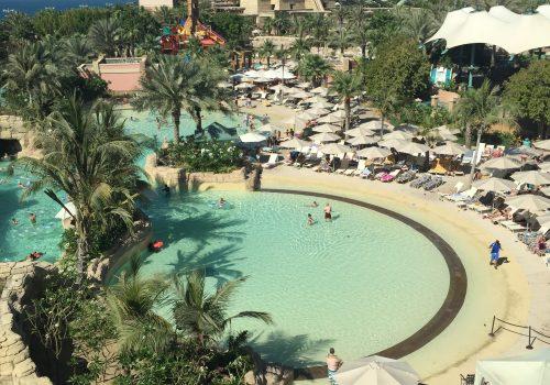 Parque Acuático Aquaventure: un oasis de diversión