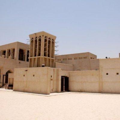 Sheikh Saeed Al-Maktoum House, un Museo Real