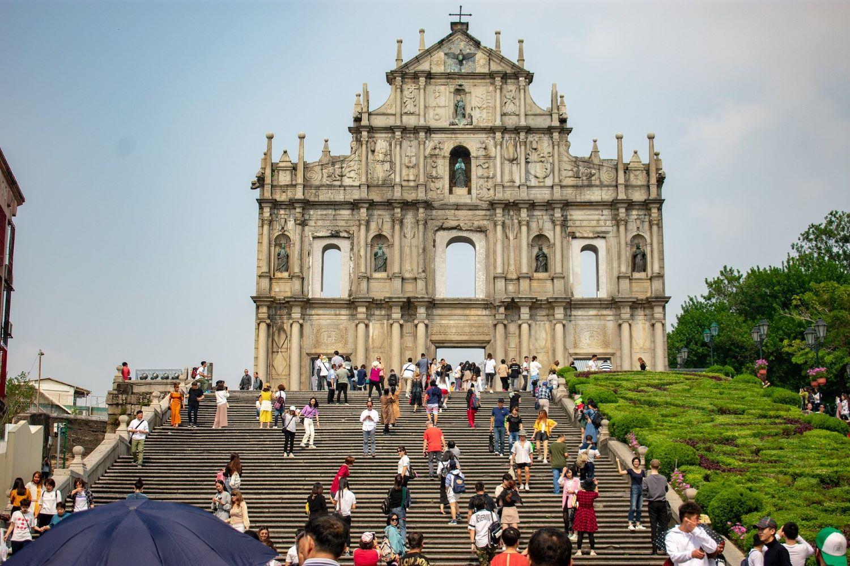 qué ver en Macao