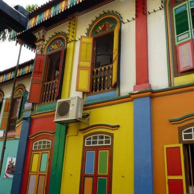 Little India, un barrio étnico en Singapur