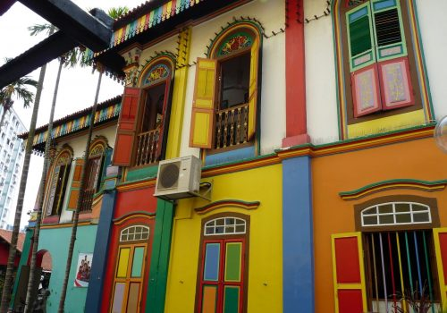 Little India, un barrio étnico en Singapur