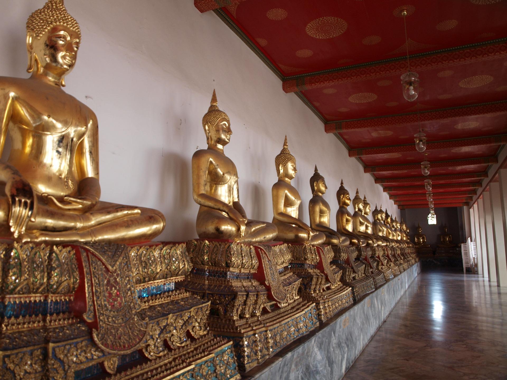 qué ver en Bangkok Gran Palacio Real