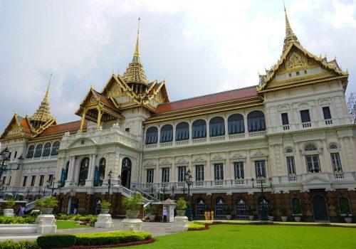 Gran Palacio Real en Bangkok