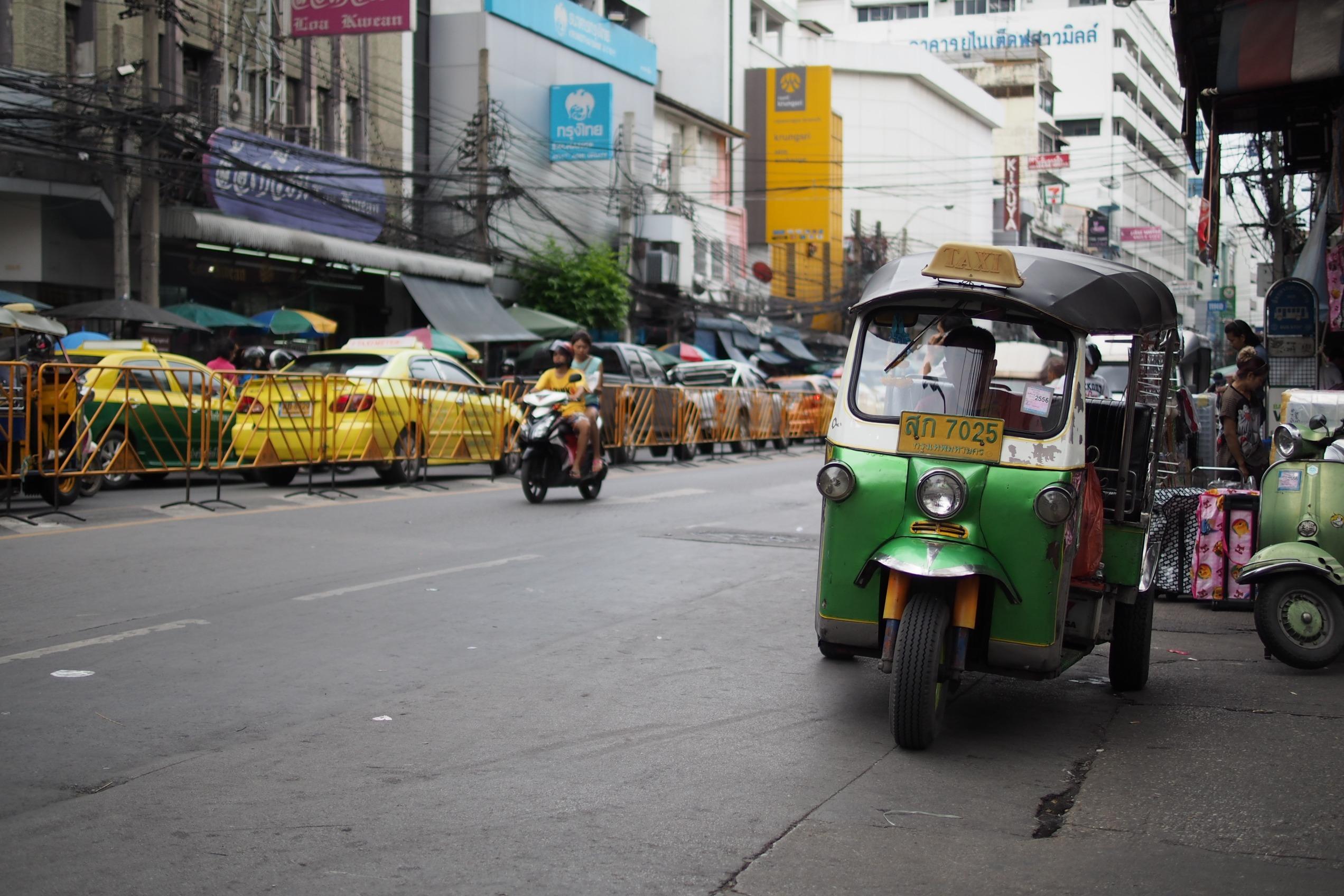 qué ver en Bangkok Little India